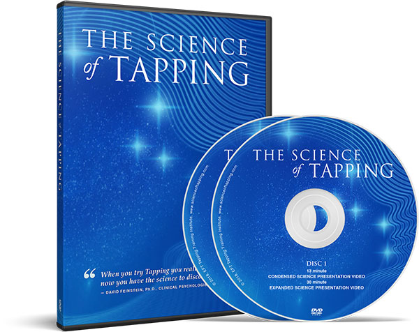 The Science of Tapping DVD Set